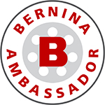 Bernina Ambassador Badge